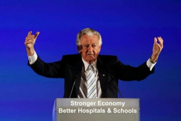 Αυστραλια: Πέθανε ο πρώην πρωθυπουργός Μπομπ Χοκ!