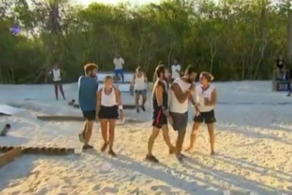 Survivor: Χειρονομία Χικμέτ στον Παναγιώτη! «Εντάξει βοσκέ;» (Video)