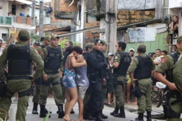 Μακελειό τη Βραζιλία: 11 νεκροί από επίθεση σε μπαρ!