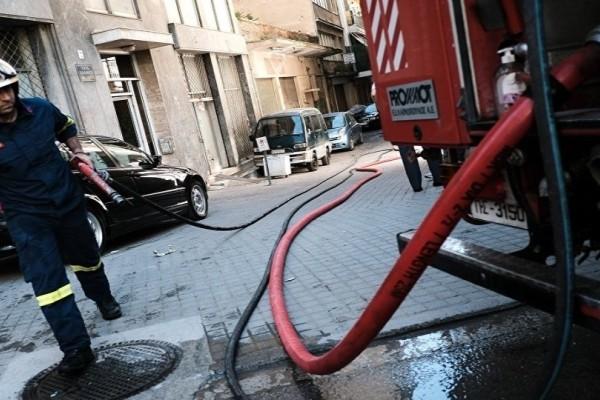 Άλιμος: Πυρκαγιά σε αυτοκίνητο!