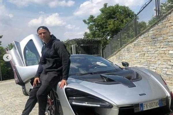 Το νέο αυτοκίνητο του Κριστιάνο Ρονάλντο που κοστίζει 1εκατ. ευρώ!