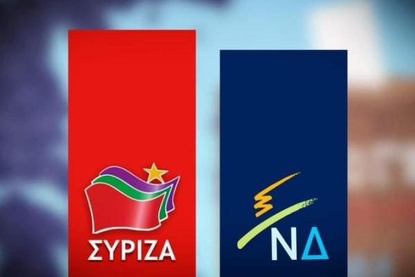 Δημοσκόπηση: Τι δείχνουν τα αποτελέσματα για Νέα Δημοκρατία και ΣΥΡΙΖΑ στις Ευρωεκλογές!