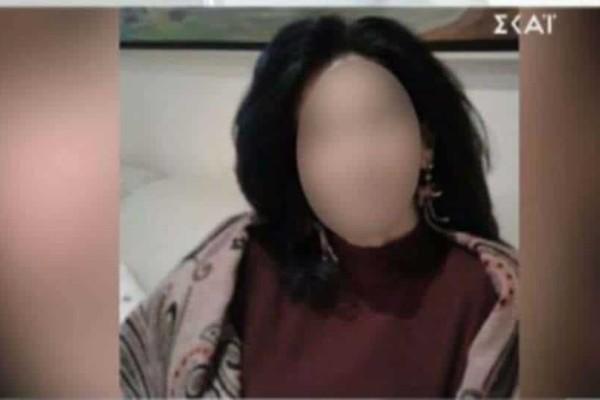 Οικογενειακό έγκλημα στο Παλαιό Φάληρο: Αυτή είναι η άτυχη γυναίκα! (Video)