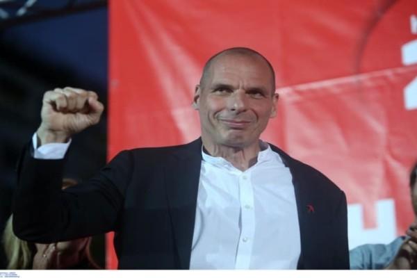 Ευρωεκλογές: Δεν τα κατάφερε ο Βαρουφάκης στην Γερμανία