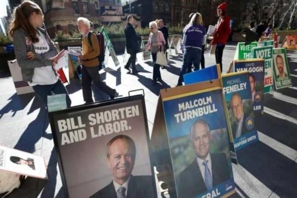 Επιστρέφουν στην εξουσία οι Συντηρητικοί στην Αυστραλία!
