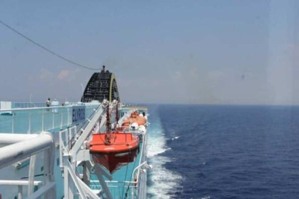 Θλίψη: Πέθανε γυναίκα στο πλοίο της γραμμής από τα Χανιά!