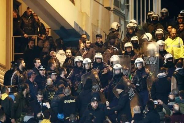 Τελικός κυπέλου: 3.000 αστυνομικοί θα κληθούν να περιφρουρήσουν 1040 «υψηλούς προσκεκλημένους» στο ΟΑΚΑ!