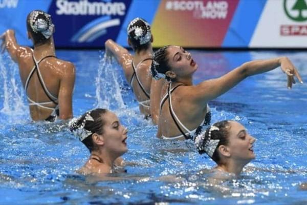 Εθνική Ελλάδας: Τεράστια επιτυχία για την συγχρονισμένη κολύμβηση!