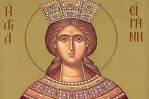 Αγία Ειρήνη: Σήμερα η μεγάλη γιορτή της Ορθοδοξίας!