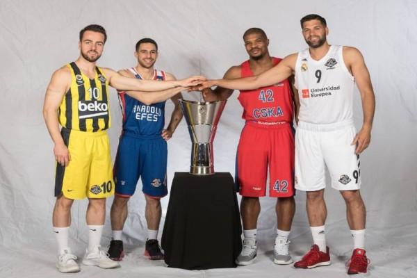 Euroleague: Αρχίζει το Final Four της Βιτόρια!