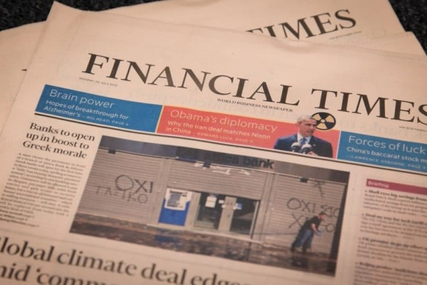 Financial Times: