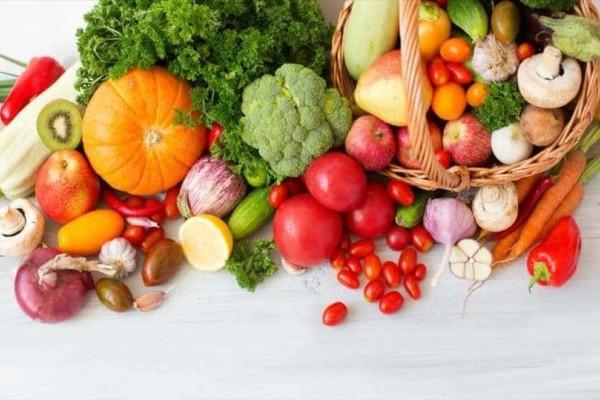 Τα λαχανικά αποτελούν την καλύτερη ασπίδα για τον οργανισμό μας!