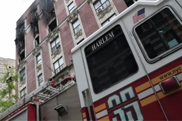 Τραγωδία στη Νέα Υόρκη: Έξι νεκροί από πυρκαγιά!