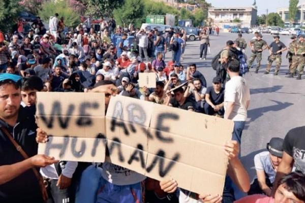 Μυτιλήνη: Ελεύθεροι και αθώοι οι 108 πρόσφυγες που είχαν συλληφθεί