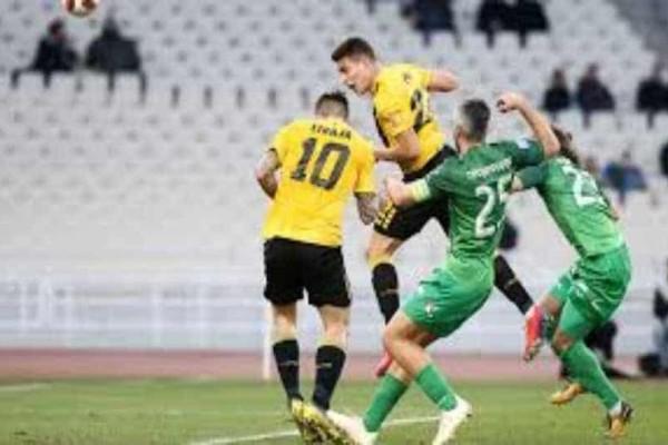 ΑΕΚ - Λεβαδειακός: Η ΑΕΚ σκέφτεται τον τελικό Κυπέλλου!