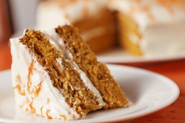 Το πιο νόστιμο κέικ καρότου!