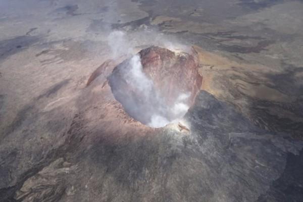 Αδιανόητο στη Χαβάη: Αμερικανός στρατιώτης έπεσε στο ηφαίστειο και επέζησε!