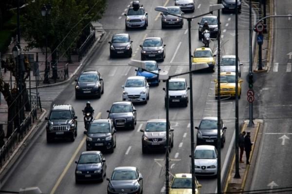 Κίνηση στους δρόμους: Χάος στην Αθήνα- Στο «κόκκινο» οι Πέτρου Ράλλη και λεωφόρος Συγγρού!