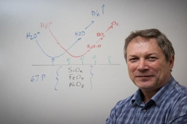 Έλληνας επιστήμονας σχεδίασε φορητή συσκευή που παράγει οξυγόνο από διοξείδιο του άνθρακα!