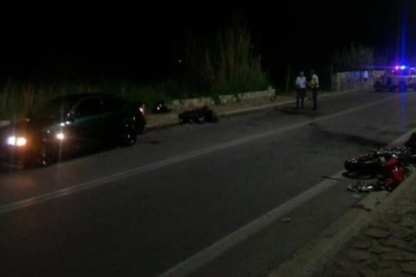 Λέσβος: Ένας νεκρός και 2 τραυματίες από τροχαίο!