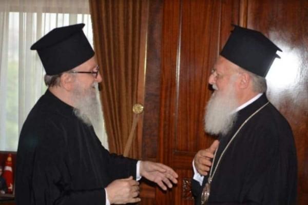 Απίστευτο: Παραιτήθηκε ο Αρχιεπίσκοπος Αμερικής Δημήτριος