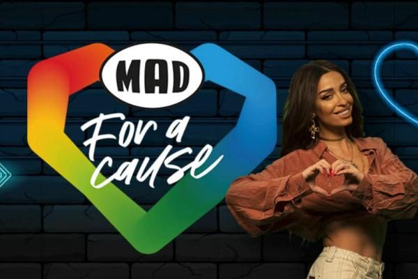 """Mad for a Cause"": Η «Ομάδα Προσφοράς ΟΠΑΠ» μας καλεί να ενώσουμε τις δυνάμεις μας για καλό σκοπό!"