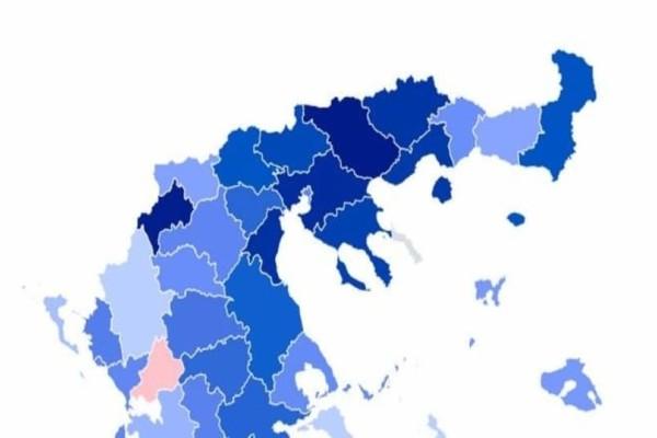 Πάτωσε ο ΣΥΡΙΖΑ στη Μακεδονία!