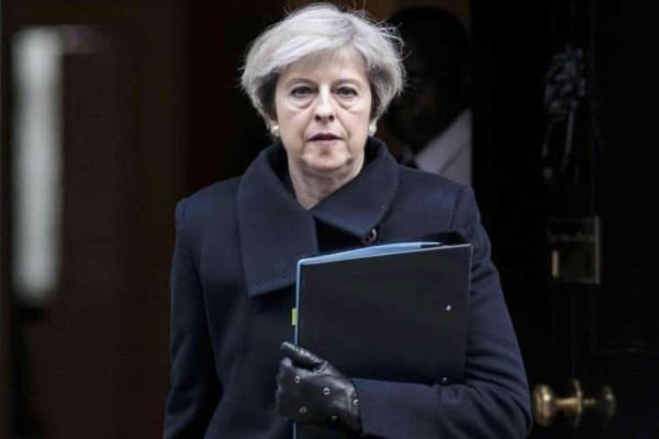 Παραίτηση βόμβα: Η Τερεζα Μέι δεν θα είναι πια πρωθυπουργός της Βρετανίας!