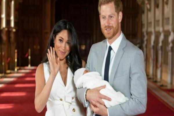 Μέγκαν Μάρκλ: Το πιστοποιητικό γέννησης του Άρτσι και το επάγγελμά της ...πριγκίπισσας!