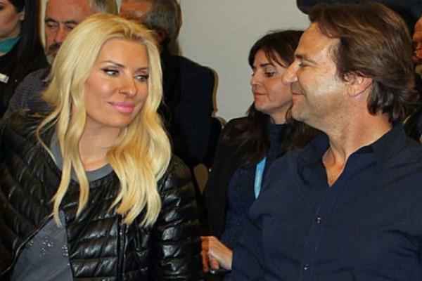 Ελένη Μενεγάκη - Ματέο Παντζόπουλος: Το επτασφράγιστο μυστικό του ανδρόγυνου! Η κίνηση ανθρωπιάς που έμεινε κρυφή!