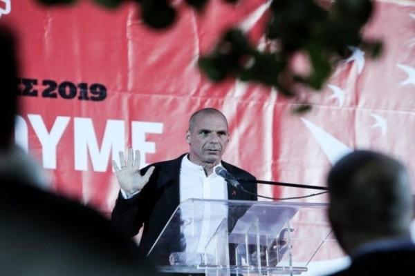 Επίσημο: Ο Βαρουφάκης κατεβαίνει στις εθνικές εκλογές!
