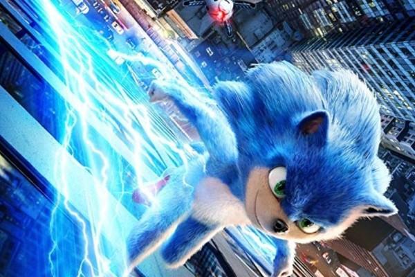 H ταινία του Sonic είναι live-action!