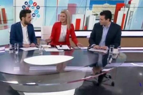 Βαγγέλης Μαρινάκης: Αυτή είναι η πρώτη εικόνα από το One TV!