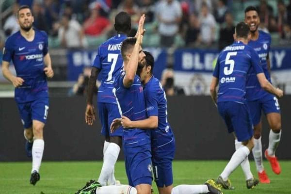 Europa League: Το σήκωσε η Τσέλσι, ταπείνωσε την Άρσεναλ!