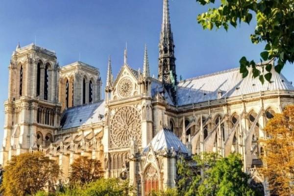 Παναγία των Παρισίων: Να πώς θα γίνει η ανοικοδόμηση - οριστικό!