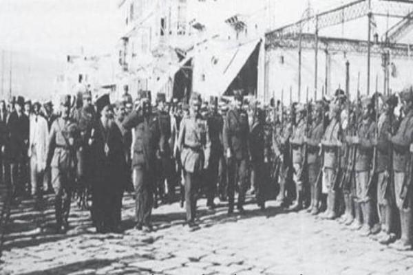 Εκδήλωση για τα 100 χρόνια από την απόβαση των ελληνικών στρατευμάτων στη Σμύρνη, στο Μουσείο Μπενάκη