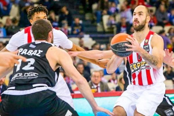 Basket League: Αποθεώθηκε ο Ολυμπιακός!