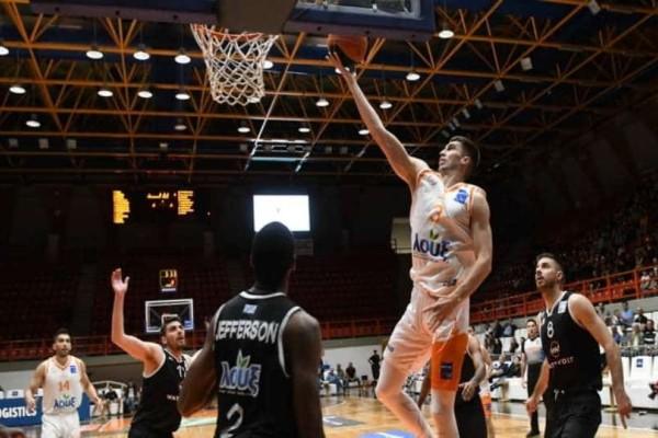Basket League: Προμηθέας-ΠΑΟΚ 81-66! - Βλέψεις για τετράδα!