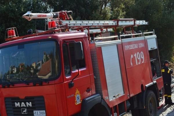 Συναγερμός στον Έβρο: Κάηκε ολοσχερώς κατάστημα επίπλων!