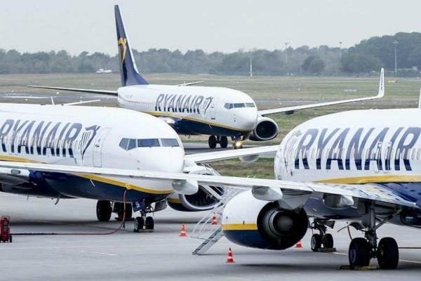 Απίστευτη προσφορά της Ryanair: Υποδέχεται τον Μάιο με νέες πτήσεις κάτω από 10 ευρώ!