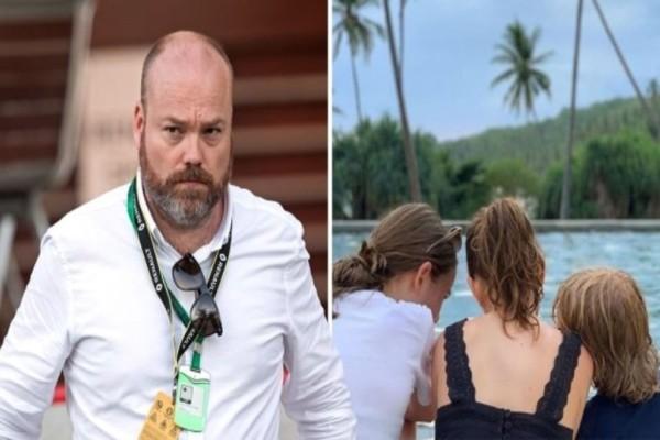 Σρι Λάνκα: Συγκινεί η ανακοίνωση του ιδιοκτήτη της ASOS για τα τρία παιδιά του!