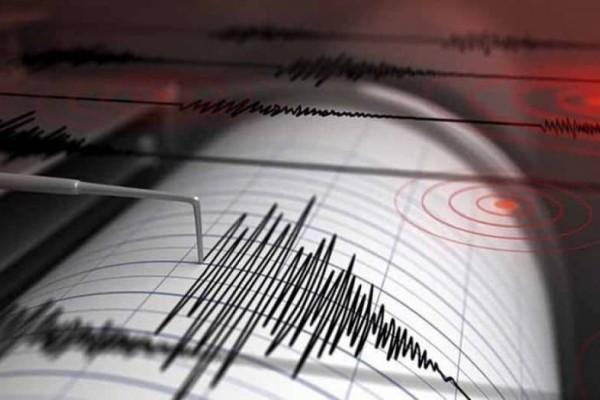 Δυνατός σεισμός στην Ηλεία!