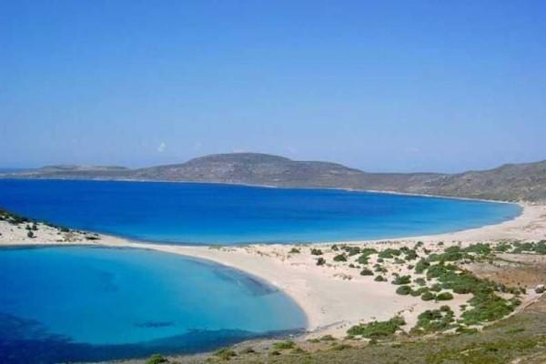 Σίμος: Μια παραλία που σου προσφέρει όλα όσα έχει ένα εξωτικό νησί!