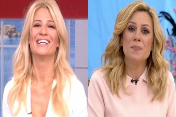 Φαίη Σκορδά - Κατερίνα Καραβάτου: Άγρια κόντρα στην πρωινή ζώνη! - Ποια κέρδισε την μάχη της τηλεθέασης;