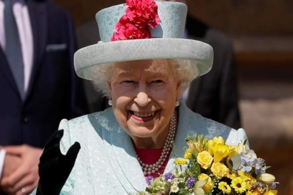 Bασίλισσα Ελισάβετ: Σήμερα θα δει τον νέο της δισέγγονο!