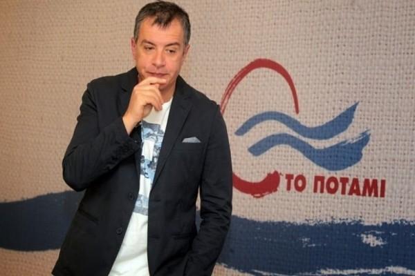 Βόμβα: Παραιτείται ο Σταύρος Θεοδωράκης από το Ποτάμι!
