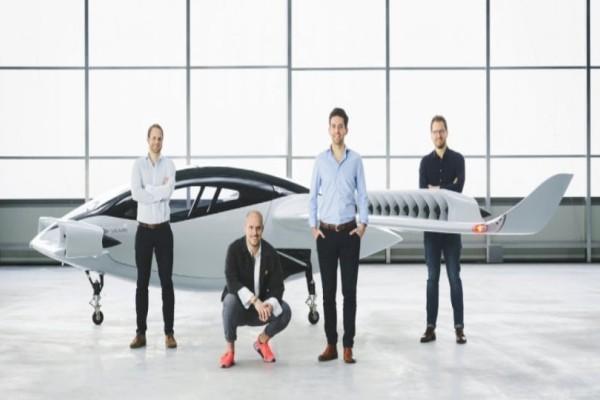 Γερμανική εταιρεία δημιούργησε τo πρώτο ιπτάμενο ηλεκτρικό ταξί! (Video)