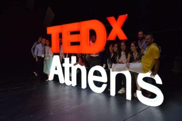 10 χρόνια ζωής για το TEDxAthens!