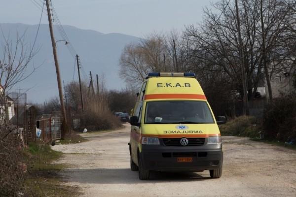 Σοκ στην Εύβοια: Πέθανε καθισμένoς σε καρέκλα στην κουζίνα του!