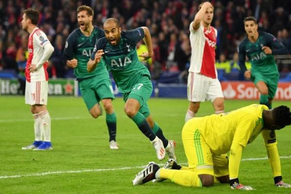 Ασύλληπτη μαγεία το φετινό Champions League: Στον τελικό η Τότεναμ στο.... τελευταίο δευτερόλεπτο!